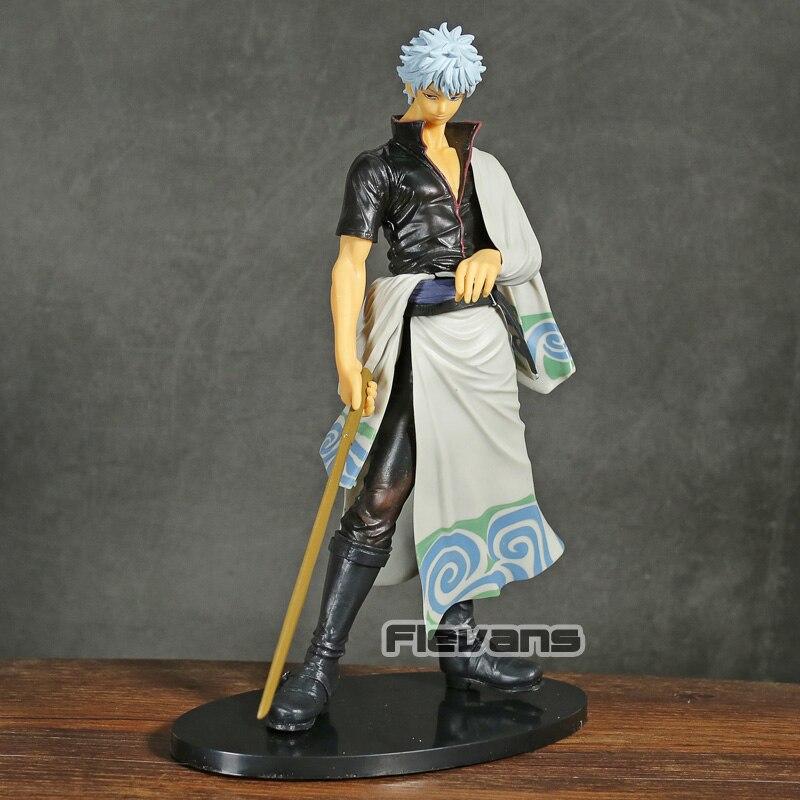 Figura coleccionable de PVC Sakata Gintoki Gintama, figura maestra de estrellas, figura en miniatura, figura de juguete
