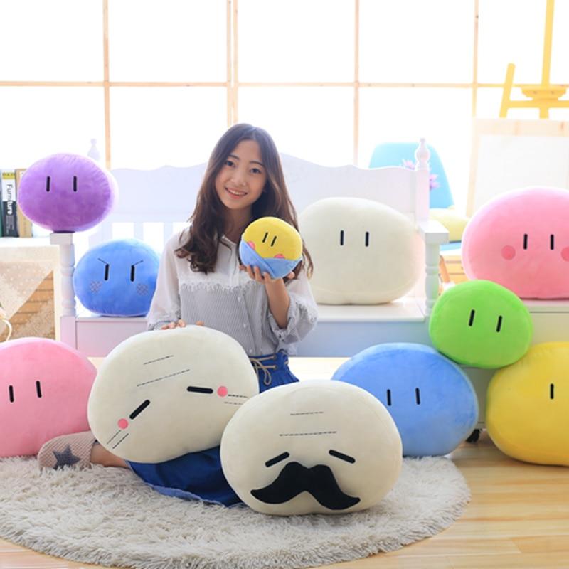 CLANNAD duo, gran familia, juguete de felpa, Guhezhu COS, cojines, juguetes, Daikazoku Furukawa NAGISA, almohada, cojín, regalo Cosplay para niñas