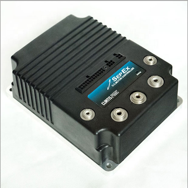 Curtis 600A Controller DC Speed Controller 1244-6661 enlarge