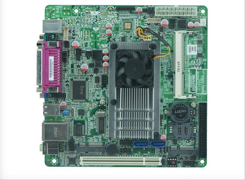 Mini itx industriemainboards intel atom n455 cpu lüfterlos pos motherboard