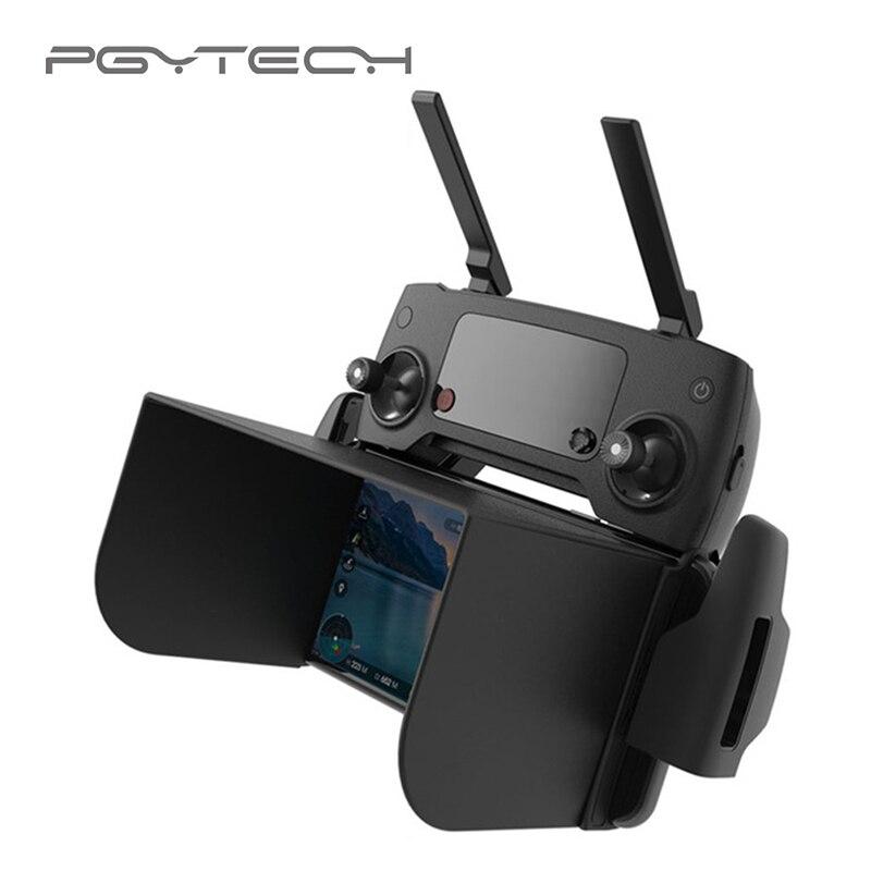 PGYTECH Mavic 2 Pro Phone Monitor Hood Cover Sun Shade for DJI Mavic Pro Mavic 2 Zoom Air Drone Phantom 4 Pro Spark Accessories