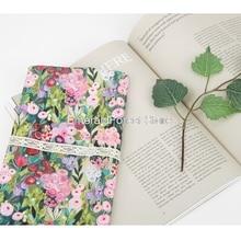 South Korea imported plain cotton, digital printing, Nordic style handmade DIY clothing dress baby c