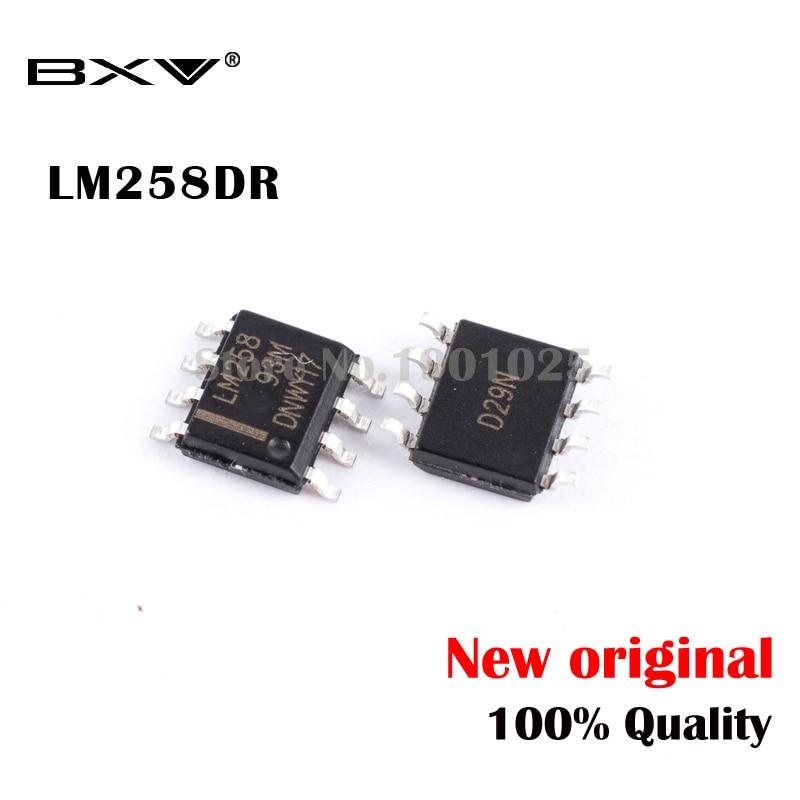 20 piezas LM258DR SOP-8 LM258 SOP SMD nuevo original IC