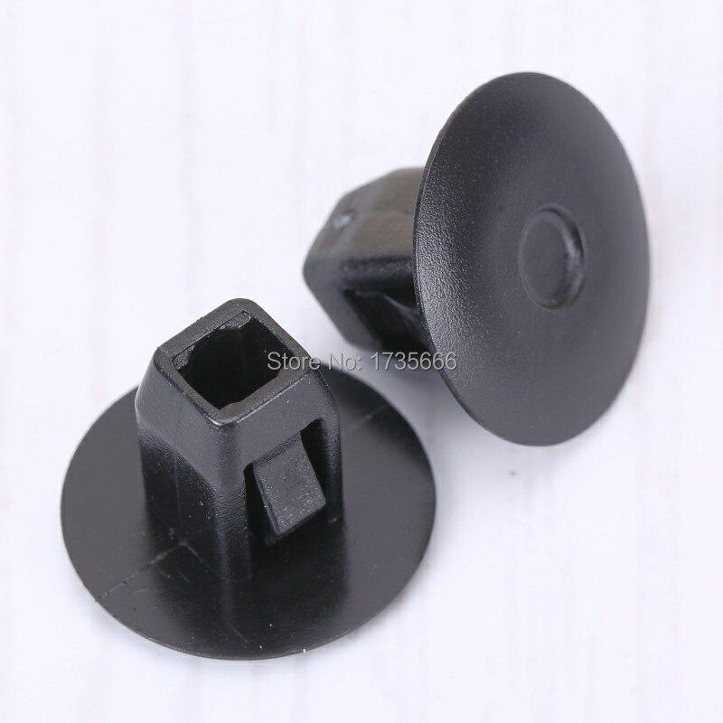 30PCS Fender Apron Grommet Nut Nylon Clip Tapping Screw 5mm 90682-SEA-003 For Honda Accord Civic