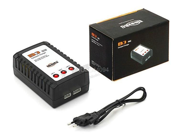 Оригинал! RC IMAX B3AC LIPO зарядное устройство B3 7,4 v 11,1 v литий-полимерный Lipo зарядное устройство 2s 3s ячейки для RC LiPo (вилка США)