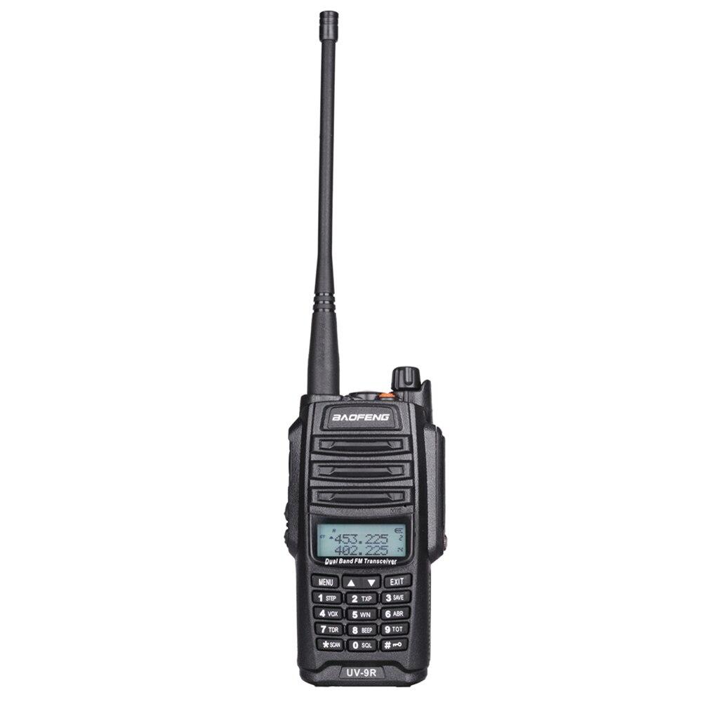 2Pcs Original Baofeng UV-9R Walkie Talkie 10 km IP67 Waterproof Dual Band UV9R Ham Radio Comunicador UV 9R CB Radio Transceiver enlarge