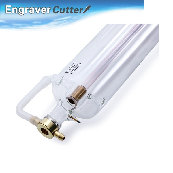 EFR F4 100 W CO2 sellado tubo láser 1450mmL para el grabado láser máquina de 6000hr Uselife