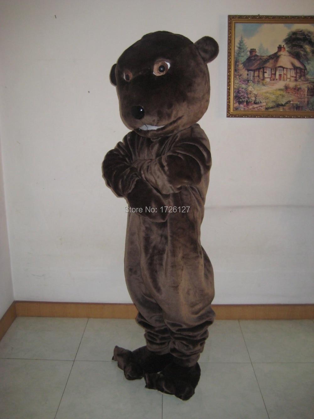 Disfraz de mascota castor sinotrtor castor, disfraz de fantasía personalizado, disfraz de anime, disfraz de Carnaval