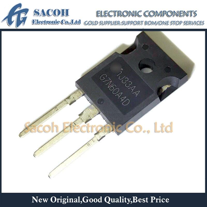 Darmowa wysyłka 10 sztuk HGTG7N60A4D G7N60A4D 7N60A4D HGTG7N60A4 G7N60A4 TO-247 14A 600V n-kanałowy IGBT z diodą