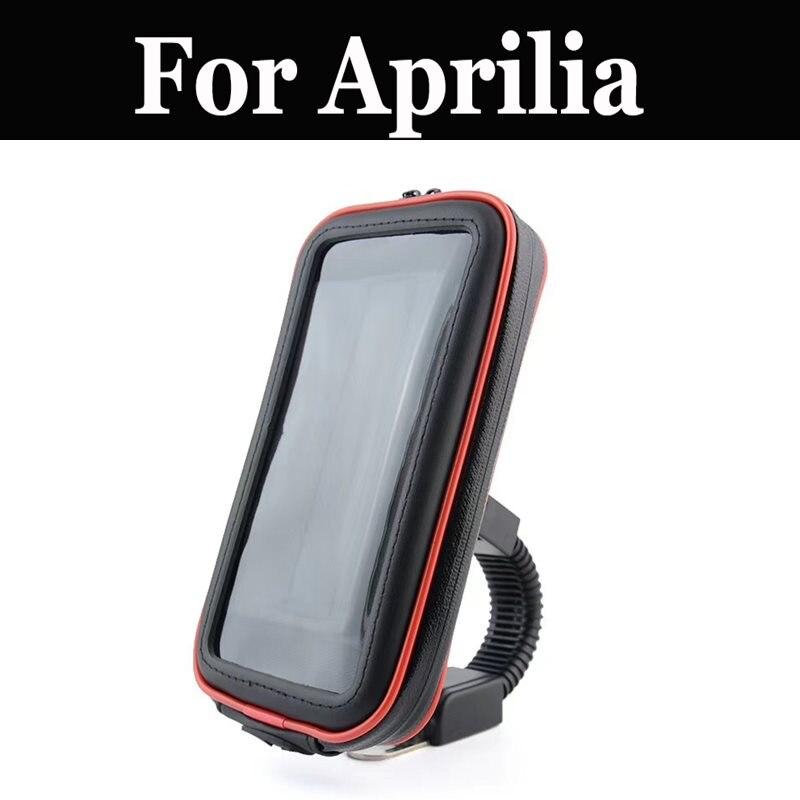 Водонепроницаемый защитный чехол для Mtb велосипеда мото держатель с ручкой для мобильного телефона сумка чехол для Aprilia Mana X Concept Mx 125 Pegaso 650
