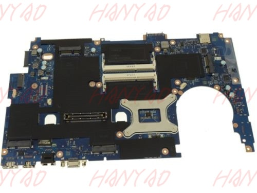 CN-098VVR 098VVR لديل M6800 اللوحة المحمول LA-9782P اللوحة DDR3 100% اختبار