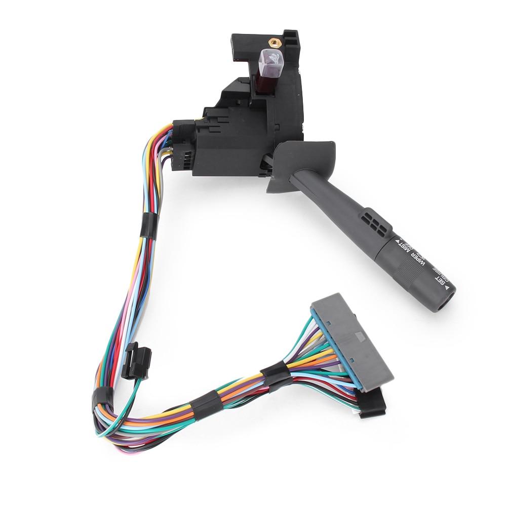 Control de brazo de limpiaparabrisas interruptor de palanca de señal de giro para Cadillac Escalade/para GMC /Chevrolet Blazer Astro C1500 2500 etc