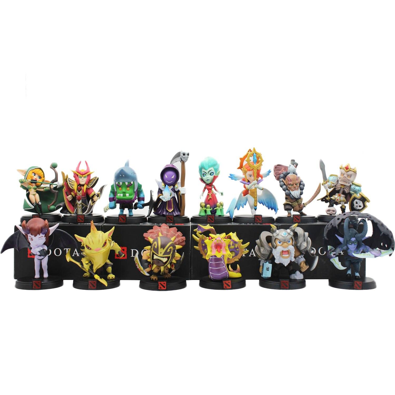 WOW DOTA 2 игровая фигурка, охотник за головами, BH stryguyr Krobelus, Toxic Warlock shadow juggernaut, экшн-фигурки, игрушки dota2