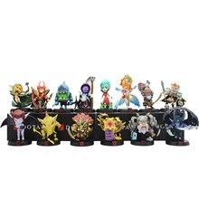 WOW DOTA 2 figurine de jeu chasseur de primes BH Strygwyr Krobelus toxique Warlock ombre juggernaut âme gardien figurines daction dota2 jouets