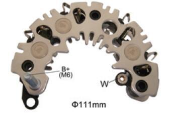 Nuevo rectificador alternador HNROCK 12721000/MG6311