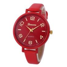 NEW dream girl Watches Fashion Pure women Watches Analog Quartz Round WristWatch Bracelet for Ladies Fashion Clock reloj mujer@F