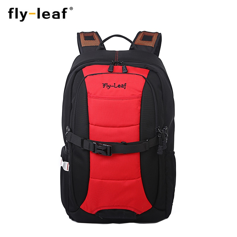 Flyleaf FL-360 # DSLR bolsa de la Cámara mochila de alta calidad antirrobo profesional al aire libre hombres mujeres mochila para cámara Canon/Nikon