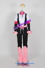 My Hero academy-Costume Ochako Uraraka pour Cosplay, couverture de bottes incluse