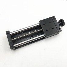 CNC eje Z diapositiva 160mmTRAVEL CNC ROUTER de movimiento lineal kit para Reprap 3D impresora CNC 2020 perfiles