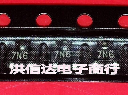 ZXMN6A07FTA marcado 7N6 SOT-23