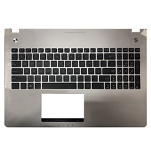 Tout nouveau clavier dordinateur portable pour Asus n56 N56V N56VM N56VZ série US Version clavier avec carte de couverture et rétro-éclairé
