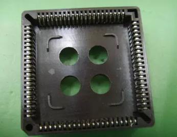 ¡Gran oferta! PLCC84, recto, base de chip IC de asiento de enchufe, zócalo IC