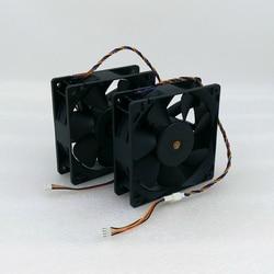 Вентилятор Bitcoin BTC BCH Asic Miner, вентилятор охлаждения 6000 об/мин для Bitmain Antminer S9 S9k T9 Z11 Z9 Baikal X10 G28 Innosilicon A9 Ebit E9