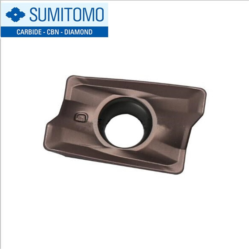 Original Sumitomo AXMT 170508 AXMT170508 PEER AXMT170508PEER-G ACP300 Carbide Inserts Lathe Cutter CNC Tools