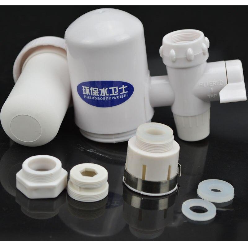 Grifería de cocina doméstica, filtro de agua de cerámica, filtros de agua alcalina, filtros de cerámica, grifo de filtro de agua
