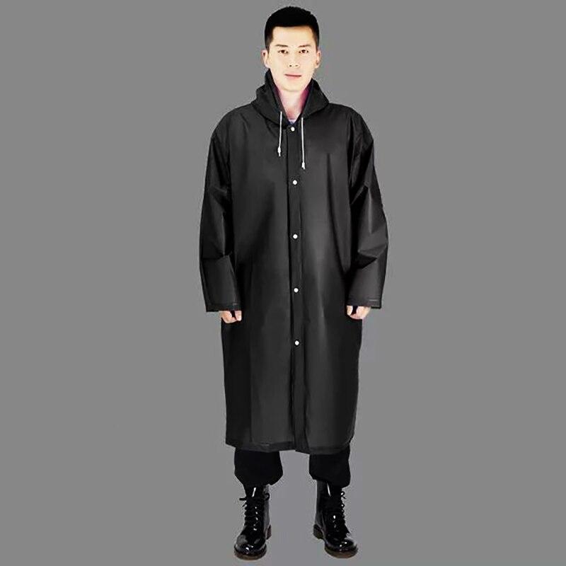 Raincoat Women Rainwear Men Rain Coat Impermeable Capa de chuva chubasquero Poncho Waterproof Rain cape cover Hooded enlarge