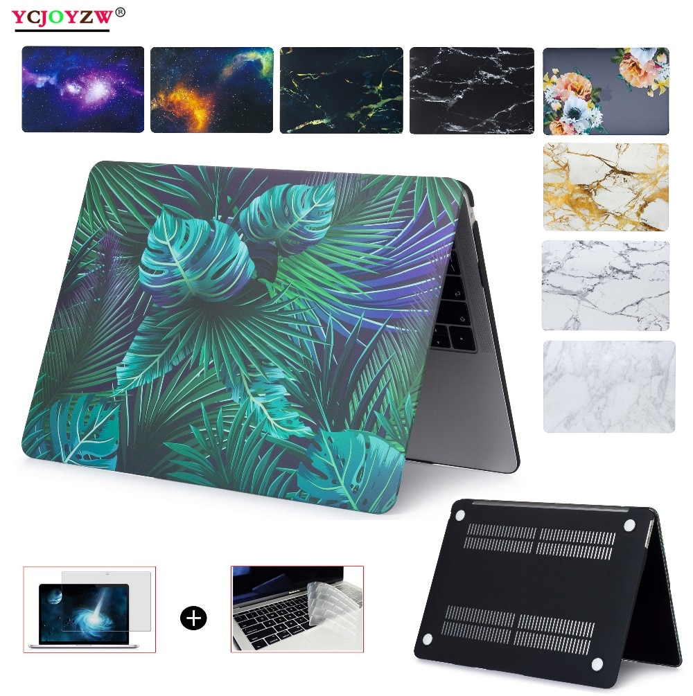 Nueva funda de portátil para MacBook Air 13 Pro Retina 11,6 12 13,3 15,4 bolsa para MAC book New Air 13 Pro 13 15 pulgadas con barra táctil