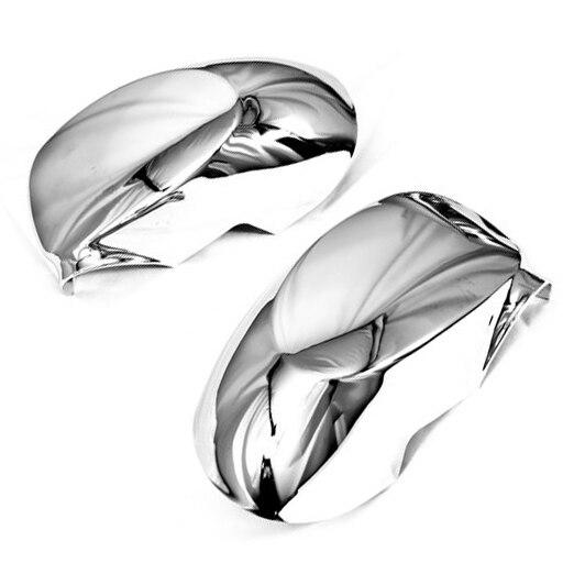 Cubierta cromada de espejo lateral para Chevrolet Matiz / Spark 05-09