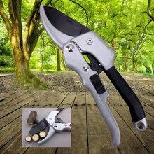 2017 Brand New Garden Tools Carbon Steel Pruning Shear Gardening Tree Flower Labor-saving Pruner Cutting Tool