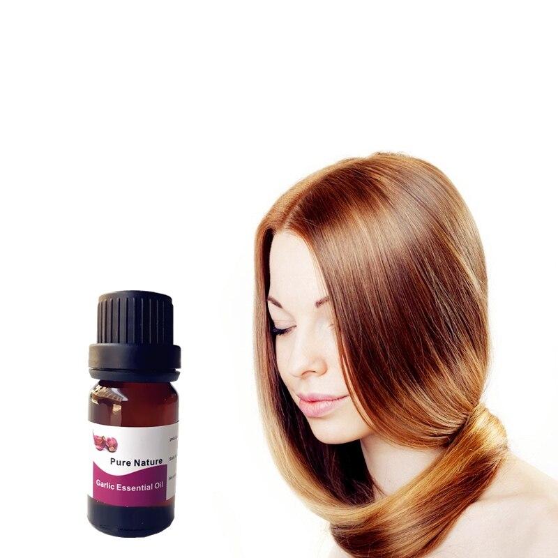 Chinese Herbal Garlic Hair Care Essential Oil Treatment For Men And Women Hair Loss Hair Growth Seru
