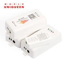SP105E led Bluetooth lumière de bande de pixel contrôleur SP108E wifi WS2812b SK6812 WS2813 CONTRÔLEUR SP107E SP110E SP501E