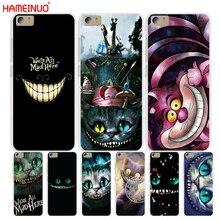 Чехол для телефона HAMEINUO Cheshire Cat для Xiaomi M Mi 2 3 4 5 5S 5C 5X 6 Mi2 Mi3 Mi4 4I 4C Mi5 NOTE MAX