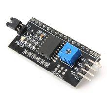 IIC I2C Seriellen Schnittstellenplatine Arduino Modul LCD1602 Adresse Veränderbar