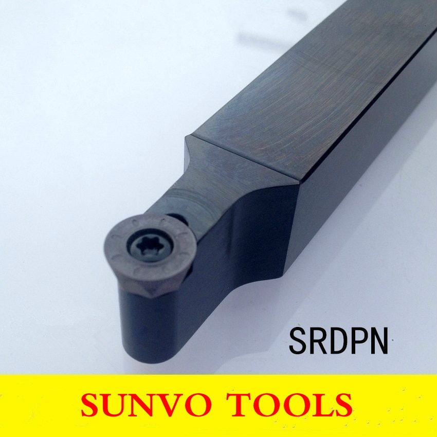 SRDCN1010H10/SRDPN1010H10/1212H10 CNC токарные инструменты для Крепления Винтов внешний токарный держатель использовать RPMT RDMT RPGT 10T3/08T2