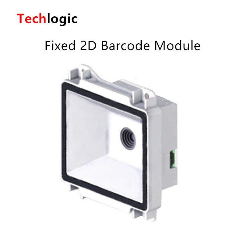 Techlogic 2D Scanner Module Fixed Barcode Scanner Embedded 2D Module