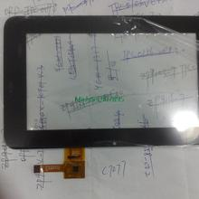 7 inch capacitive touch screen panel glass qsd E-C7077-01