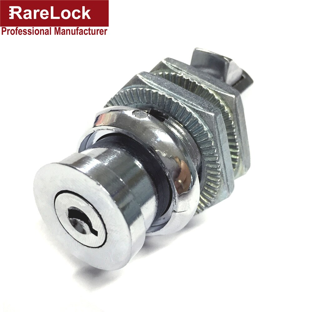 LHX GMMS205 émbolo (Push-in) Cerradura de seguridad de diseño de aleación de Zinc armario, Cerradura de puerta de caja Cerradura