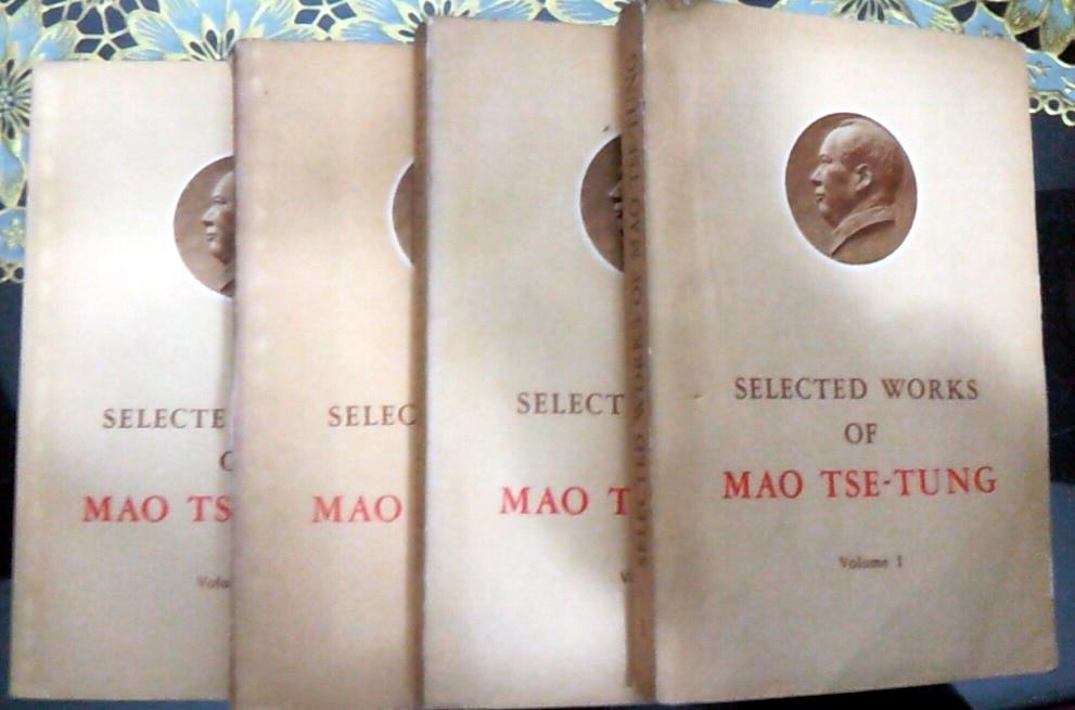 Selected Works Of Mao Tse-Tung недорого