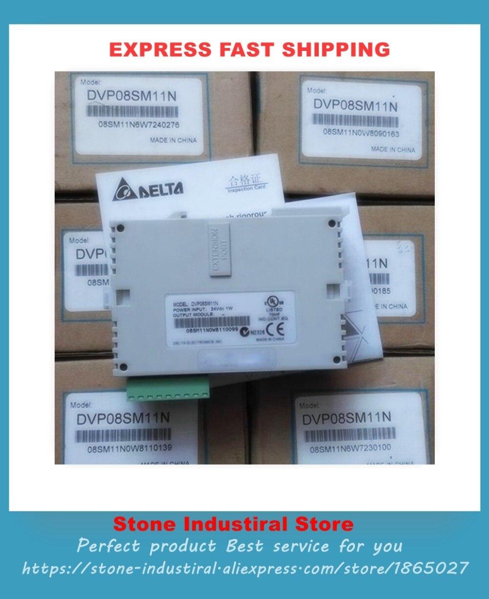 وحدة PLC DVP08SM11N, جديدة في صندوق