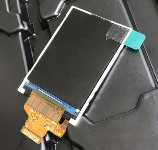 QVGA320240 2 zoll SPI serielle bildschirm 320*240 12pin ST7789V 2,0 zoll LCD