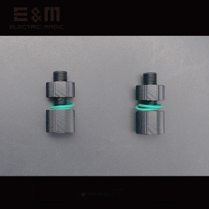 M8 Нержавеющая сталь CNC алюминиевый водонепроницаемый герметичный кабельный полый твердый винт уплотнительный болт для ROV дистанционного у...
