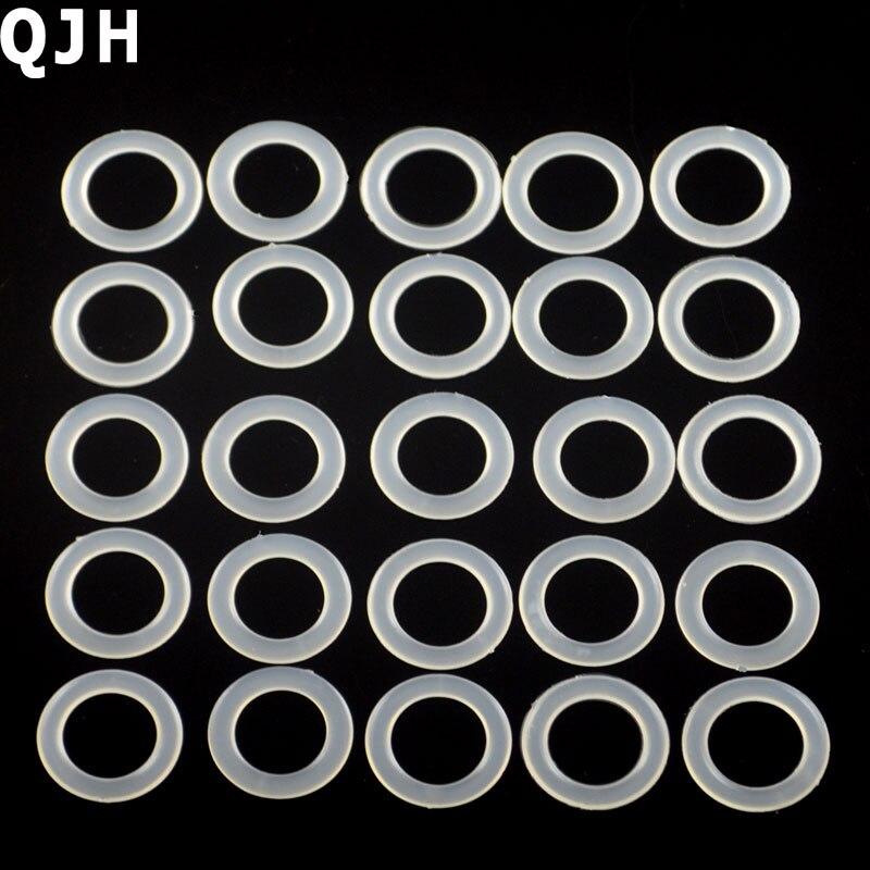 50pcs / lot Sewing Material Manual Knitting 0 Plastic Ring Hook Slippers Bag Car Seat Decoration DIY Accessories Sewing Tools