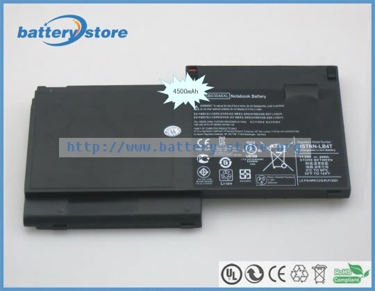 Nuevas baterías auténticas para portátiles EliteBook 820 G1, 720 G1, 820 G1-F6B39PA, 725 G1, HSTNN-LB4T, 11,25 V, 6 celdas