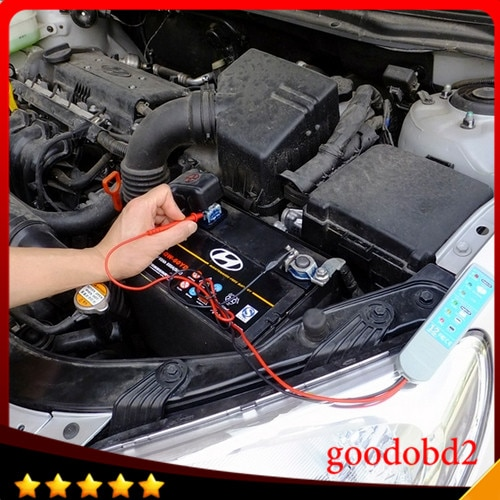 Truck repair tool BioPower TECH Vehicle Charging System Analyzer Battery Tester car battery tester  auto electronic devices
