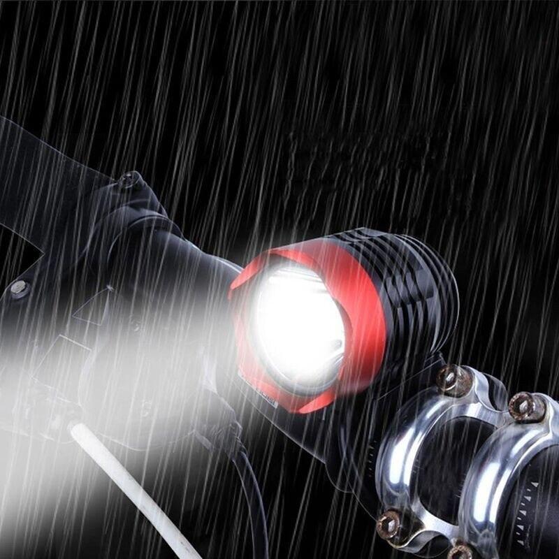 3000 люмен XML T6 USB интерфейс светодиодный велосипед велосипедный фонарь фара 3 режима горный велосипед для дорожного велосипеда, на переднее освещение
