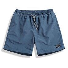 2019 New Men Shorts Quality Mens Casual Beach Shorts Homme Comfortable Elastic Waist Casual Man Shorts Plus Size 5XL